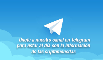 Canal de telegram sobre criptomonedas