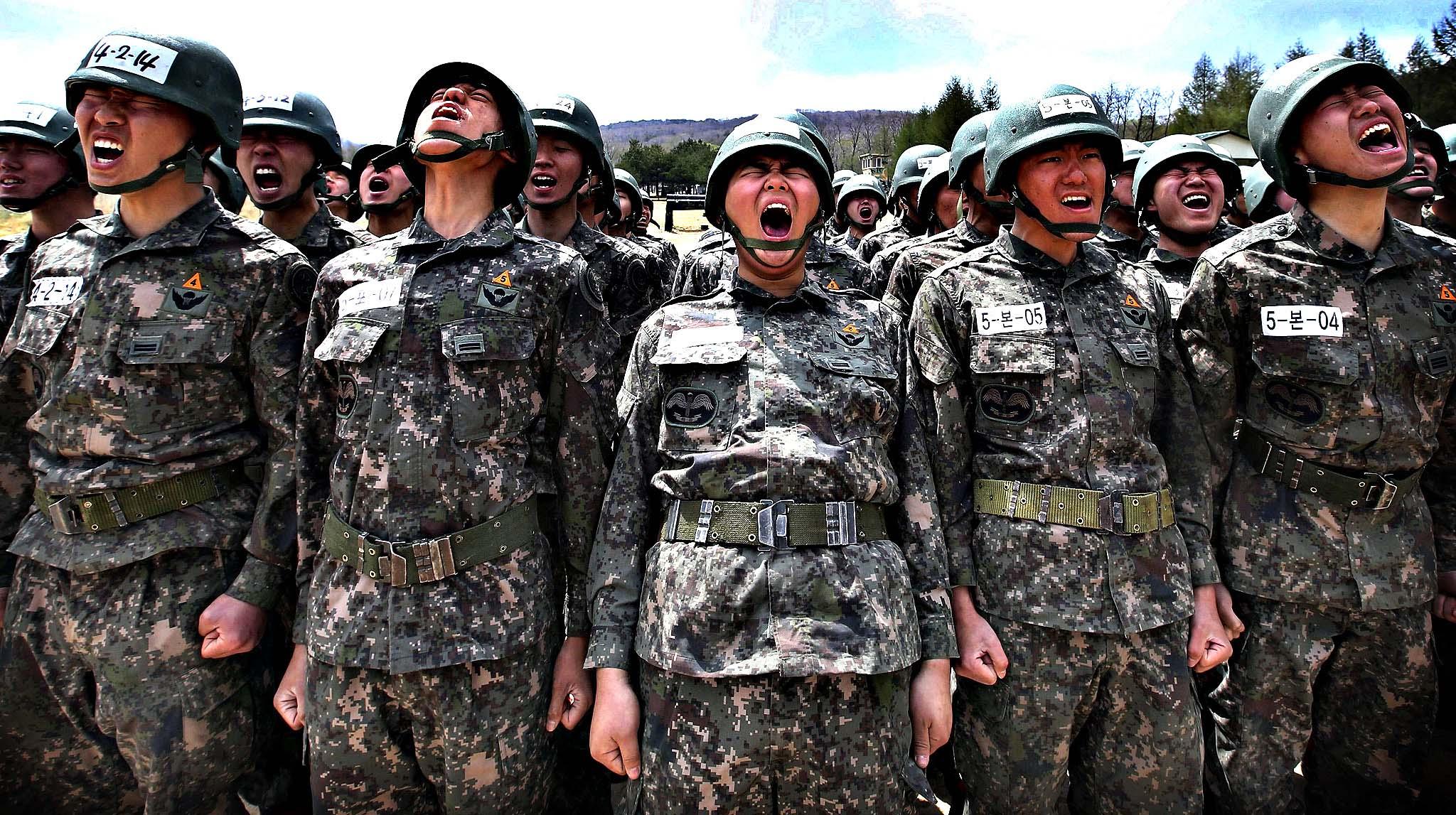 Corea del Sur bloquea acceso de los soldados al comercio de criptomonedas