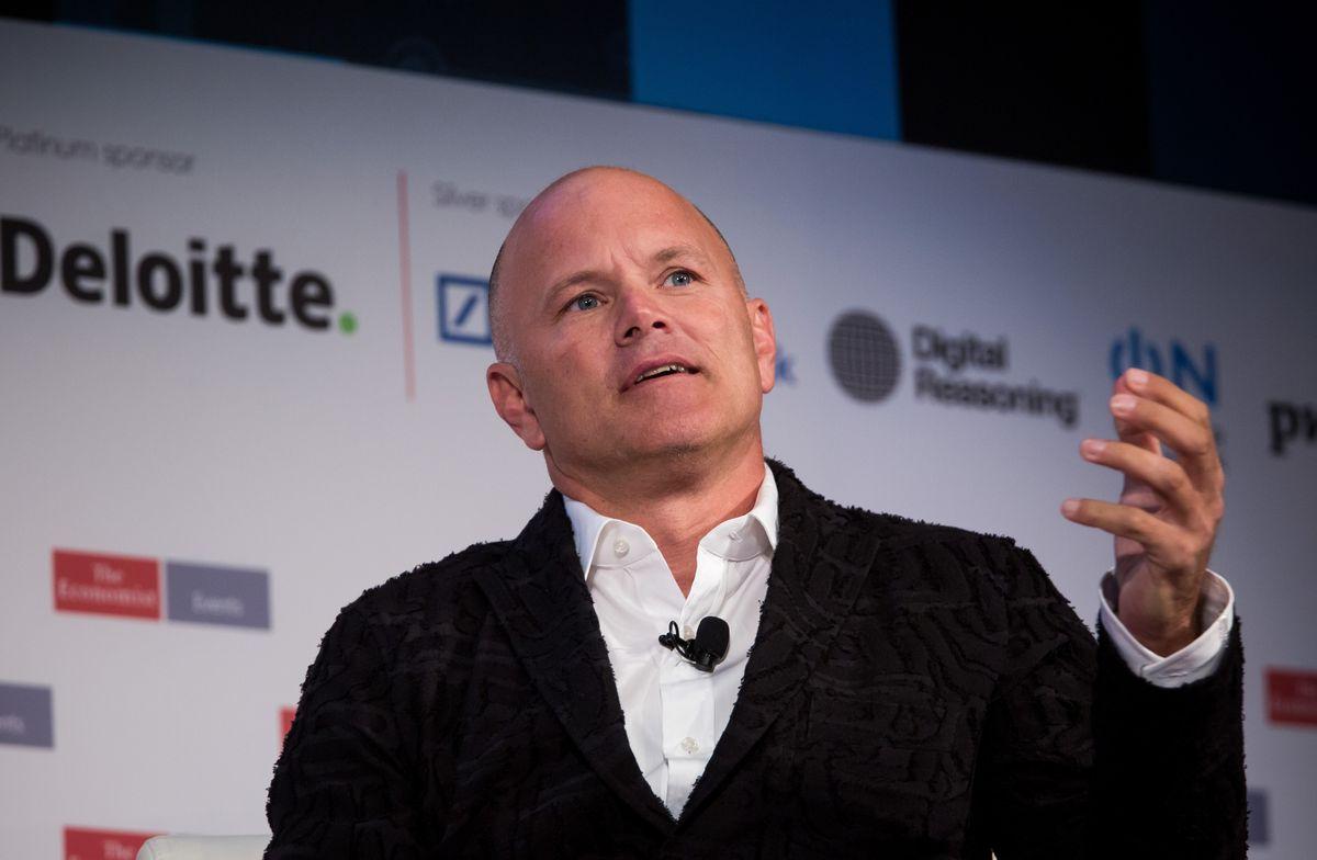 Mike Novogratz lanzará un banco comercial para criptomonedas