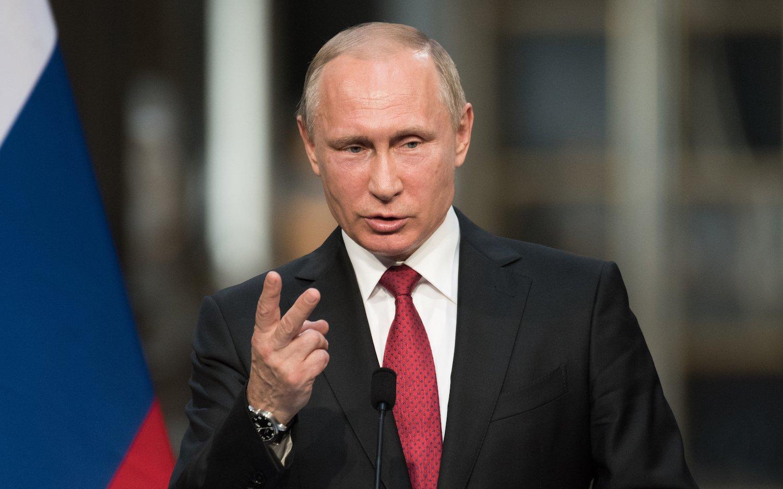 Putin afirma que Rusia no puede quedarse atrás respecto al Blockchain