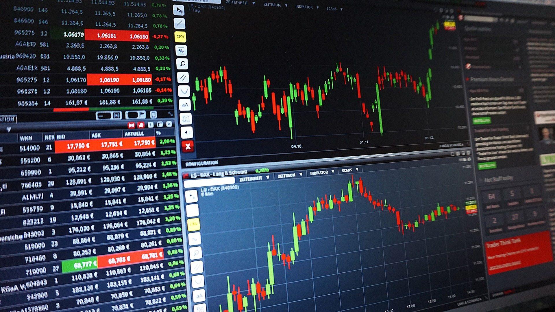 Cinco grandes exchanges de Bitcoin tuvieron pérdidas por primera vez en dos semanas