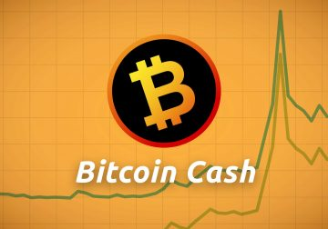 Principales criptomonedas experimentan picos en su valor, incluida Bitcoin Cash