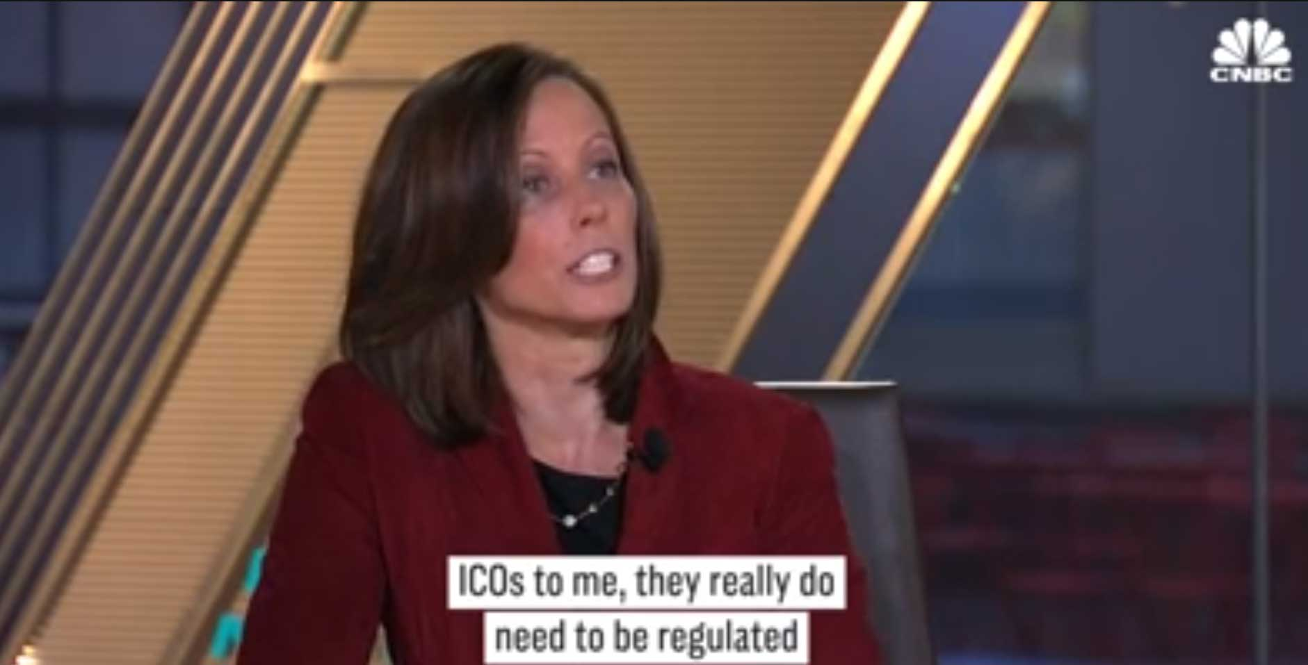 Entrevista de Adena Friedman al Programa Squawk Box de CNC