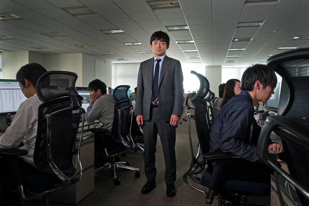 Yuzo KanoFotógrafo: Kentaro Takahashi / Bloomberg