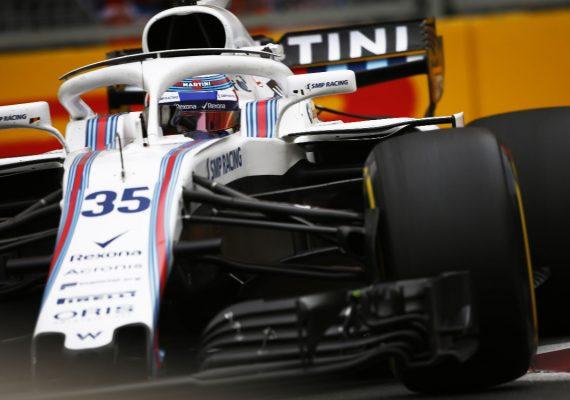 Blockchain llega a la formula uno de la mano del equipo Williams