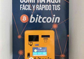 Los Cajeros Automáticos de Bitcoin en ascenso