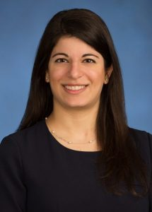 Yared, directora general, Goldman Sachs
