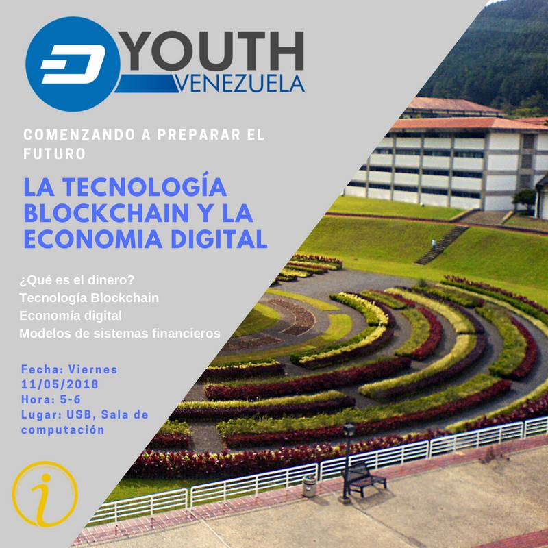 banner de dash youth venezuela