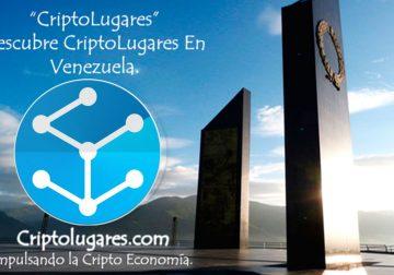 Criptolugares la app para ubicar criptonegocios en Venezuela