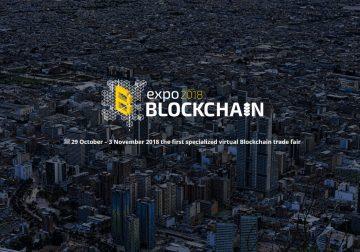 """Expo Blockchain 2018 dos semanas de """"Puro Blockchain"""" en un espacio virtual"""