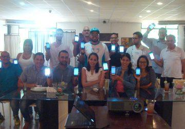 Dash Barquisimeto llevó a cabo su primer Meetup.