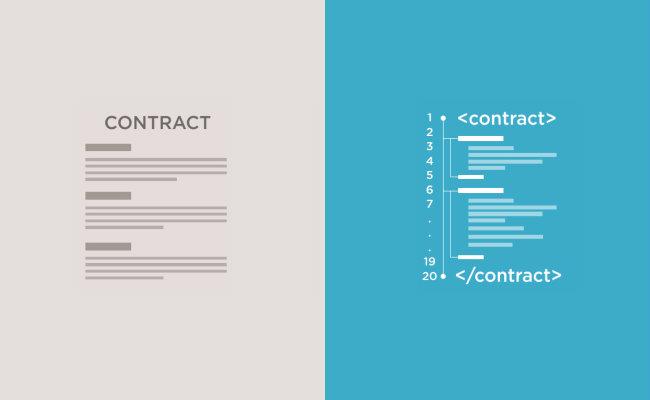 Smart Contract basado en blockchain