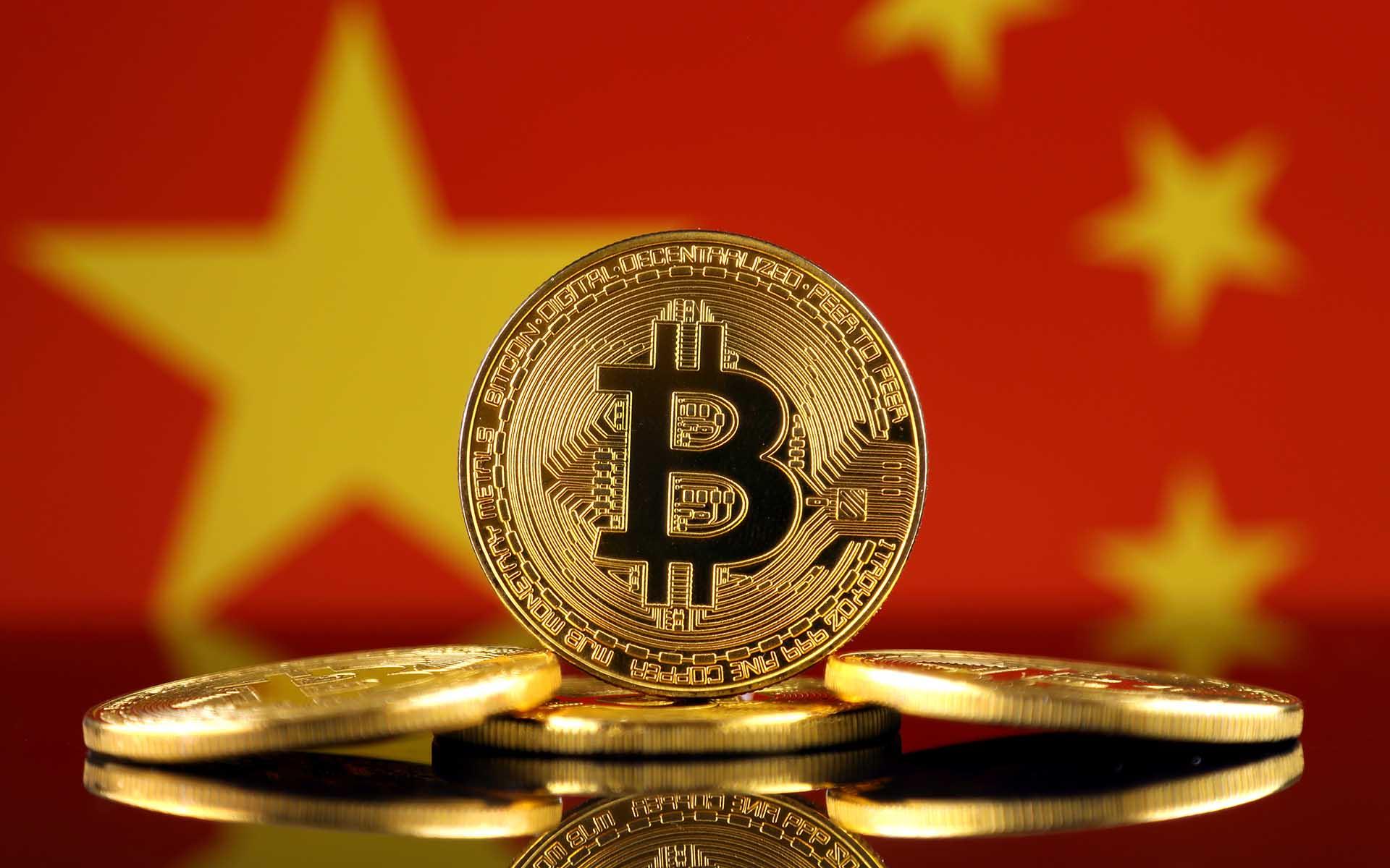 China propone vetar la criptominería