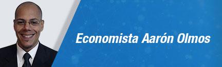 Economista Aarón Olmos / articulos de opinión