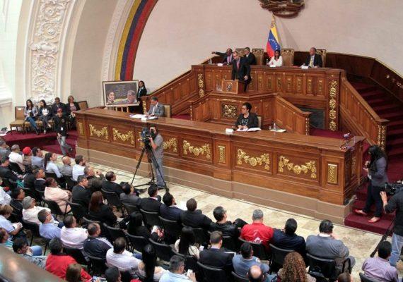 Asamblea Nacional Constituyente creará un banco central de criptoactivos