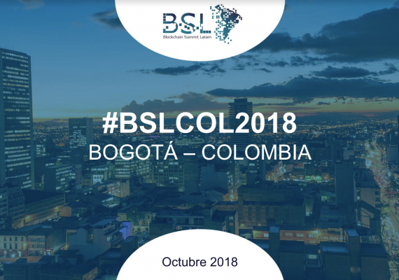 Conferencia Blockchain Summit Latam llegará a Bogotá en el mes de octubre