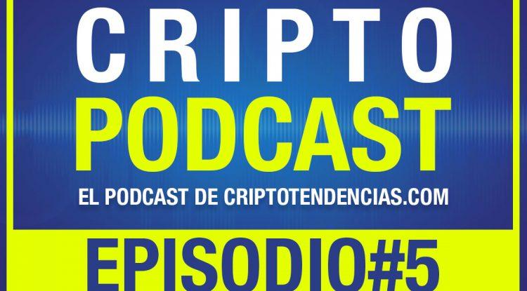 Episodio #5 del Criptopodcast: Aplicaciones descentralizadas con Javier Trujillo CEO de Blockchain Academy Colombia y profesor en Platzi