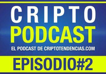 """Episodio #2 del podcast de Criptotendencias.com con el Licenciado Marcos Rosales y el tema """"Blockchain y su posible impacto en los jóvenes"""""""