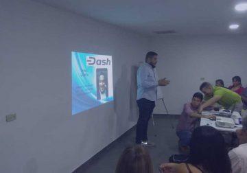 Dash Barquisimeto presente en la reunión del club de emprendedores