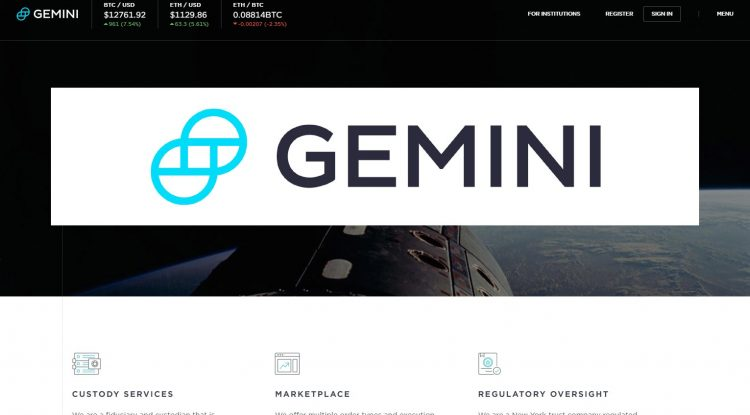 Gemini lanza un stablecoin vinculado al precio del dólar estadounidense