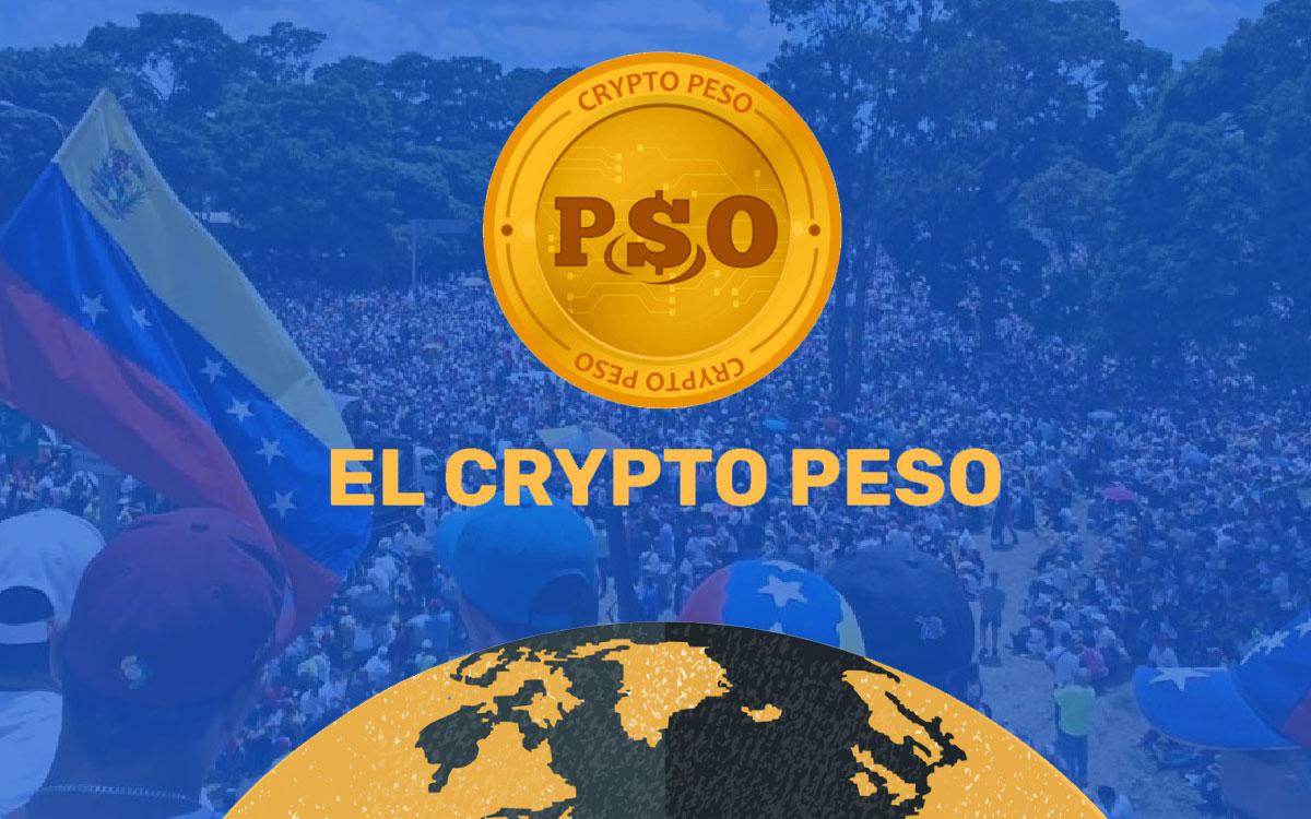 Crypto Peso una propuesta para la criptoeconomia venezolana