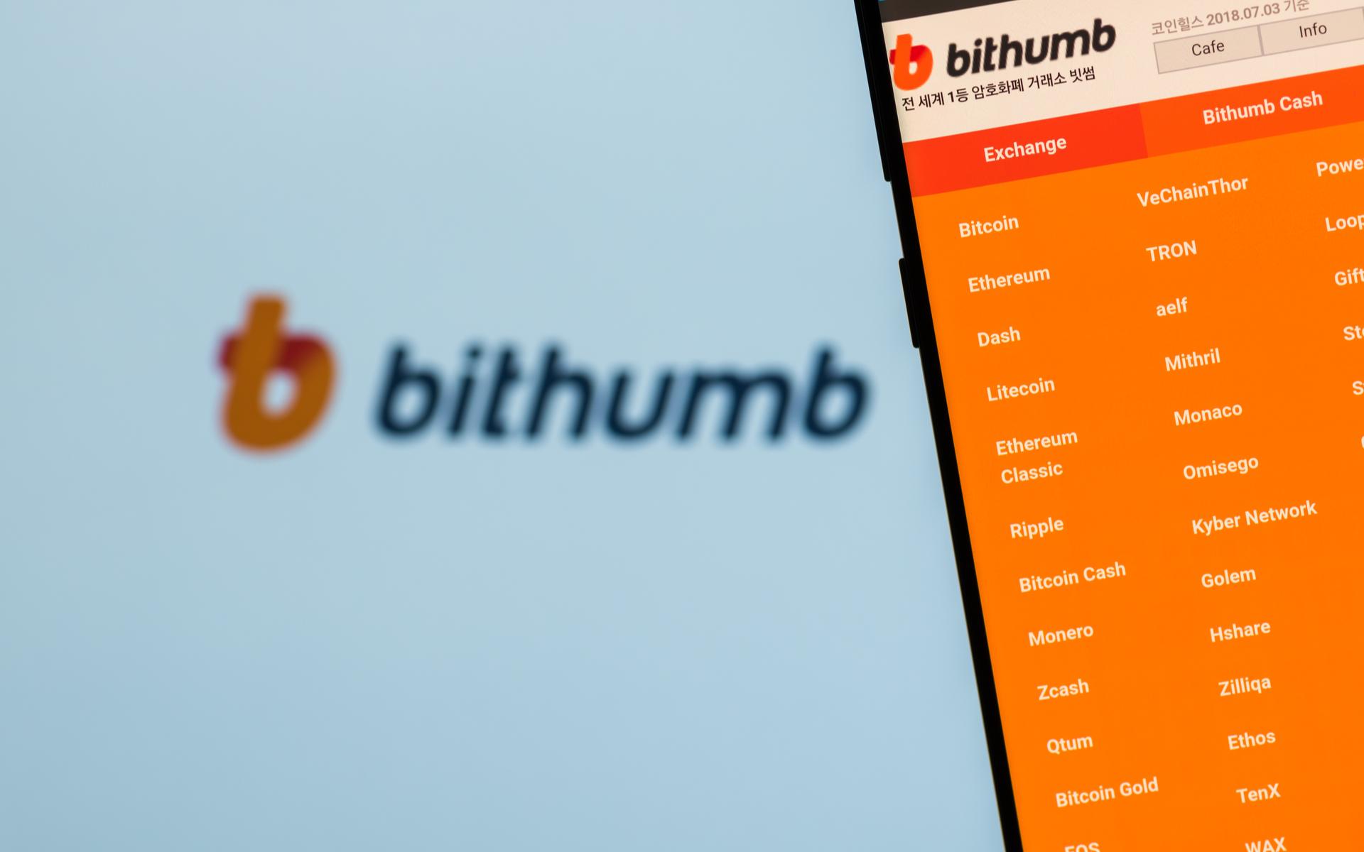 Bithumb comenzó a proporcionar servicio de pagos en criptomonedas para el 'Amazon de Asia'