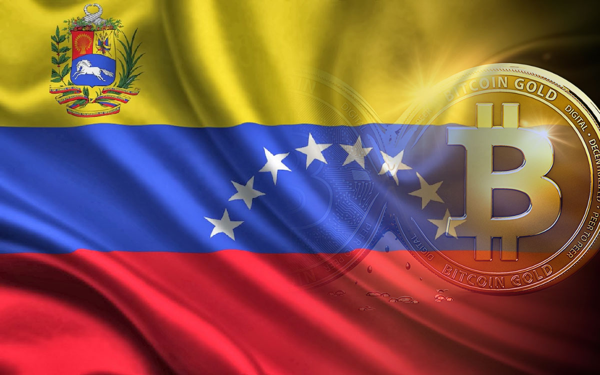 En gaceta creación de tesorería de Criptoactivos de Venezuela