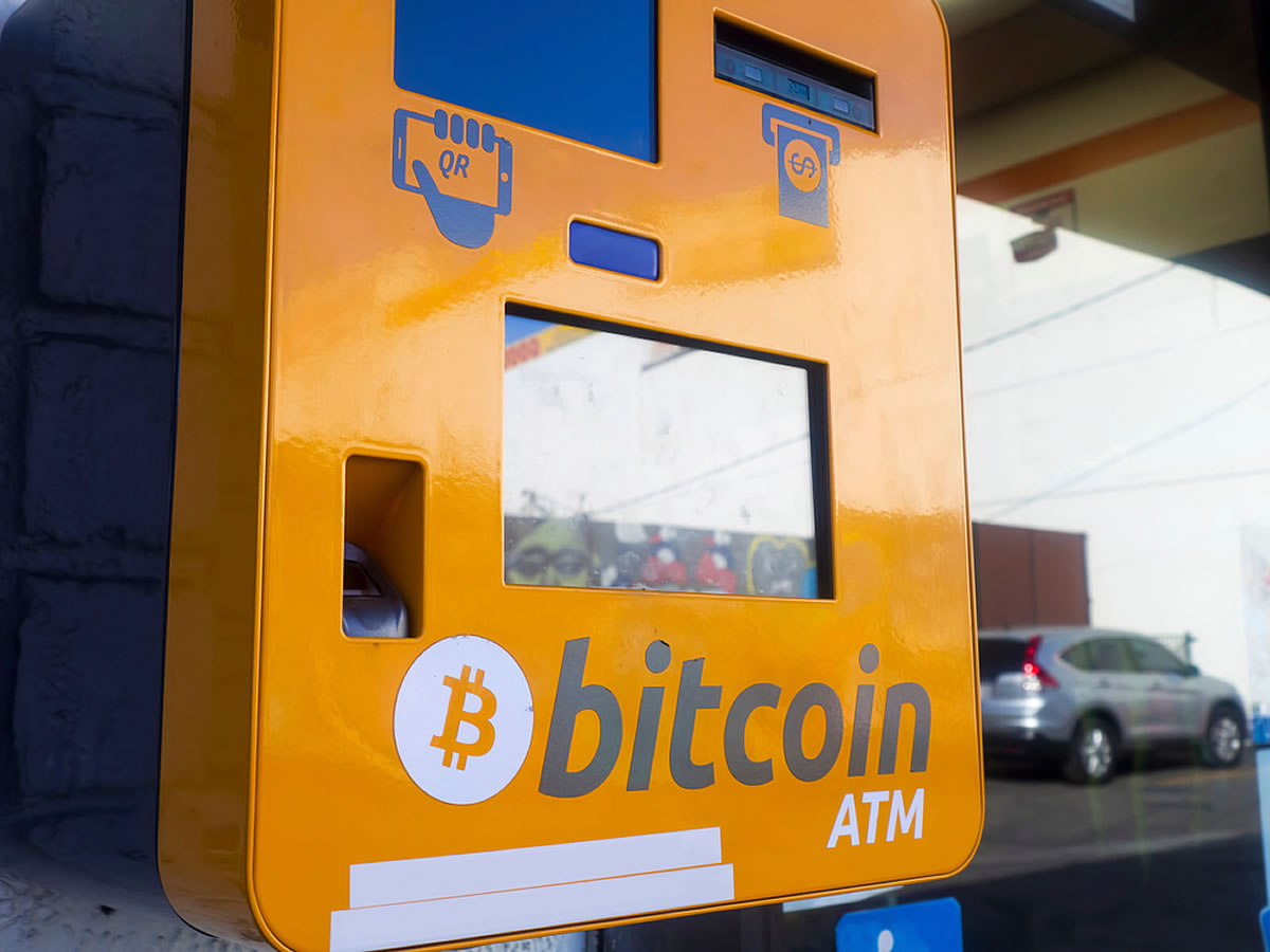 Estudio revela que existen cerca de 4.000 cajeros automáticos de criptomonedas en el mundo