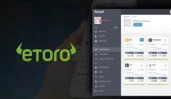La plataforma eToro lanza una aplicación móvil de gestión de…