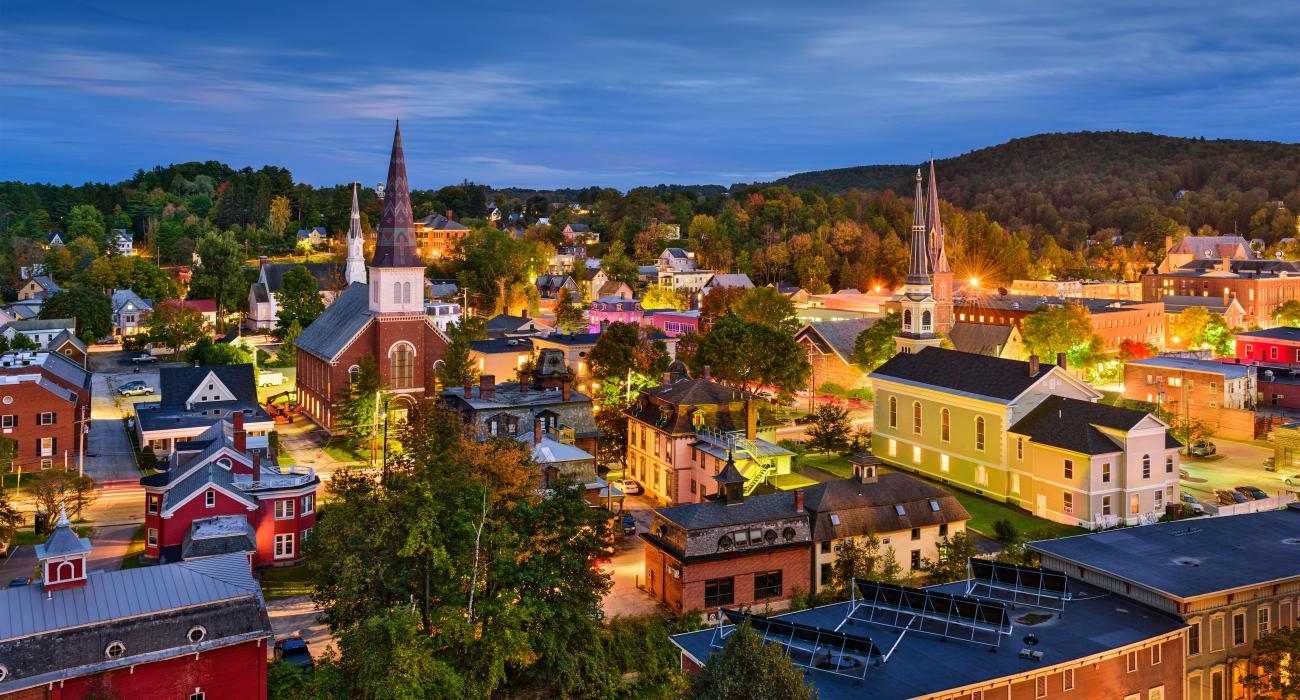 Autoridades de Vermont crearon un grupo de trabajo para explorar la tecnología blockchain
