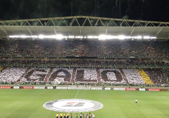 En Brasil, el club de fútbol Atlético Mineiro lanzó su propio token digital para fanáticos