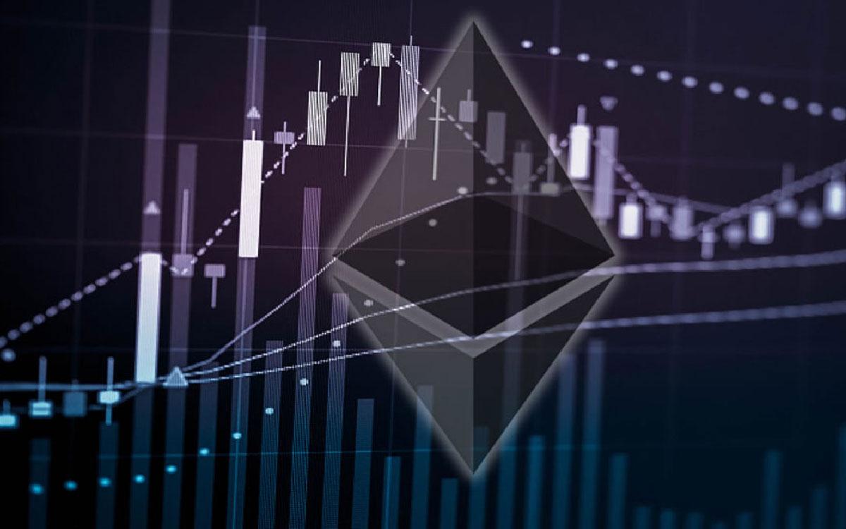Ether sube casi 10% mientras se rumora que aprovarán los futuros de ETH