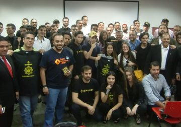 Binance realizó su primer meetup en Venezuela