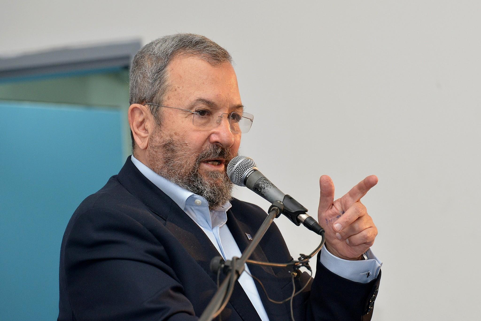 Ehud Barack