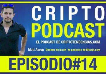 Episodio #14 conversando con Matt Aaron sobre actualidad de las criptomonedas