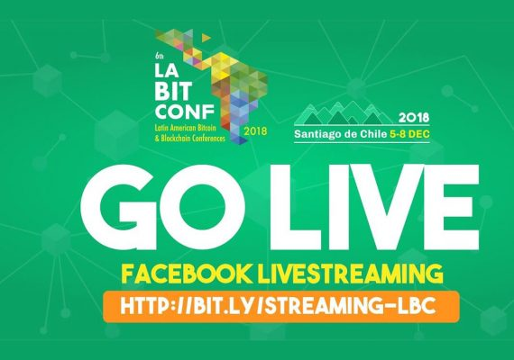 Sigue las conferencias de LABITCONF vía facebook