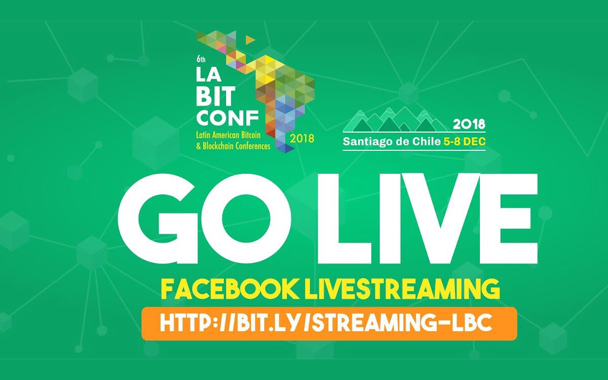 Sigue las conferencias de LABITCONF vía facebook