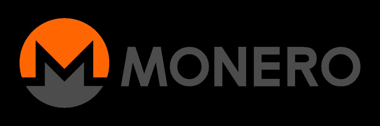 Logo de la criptomoneda Monero