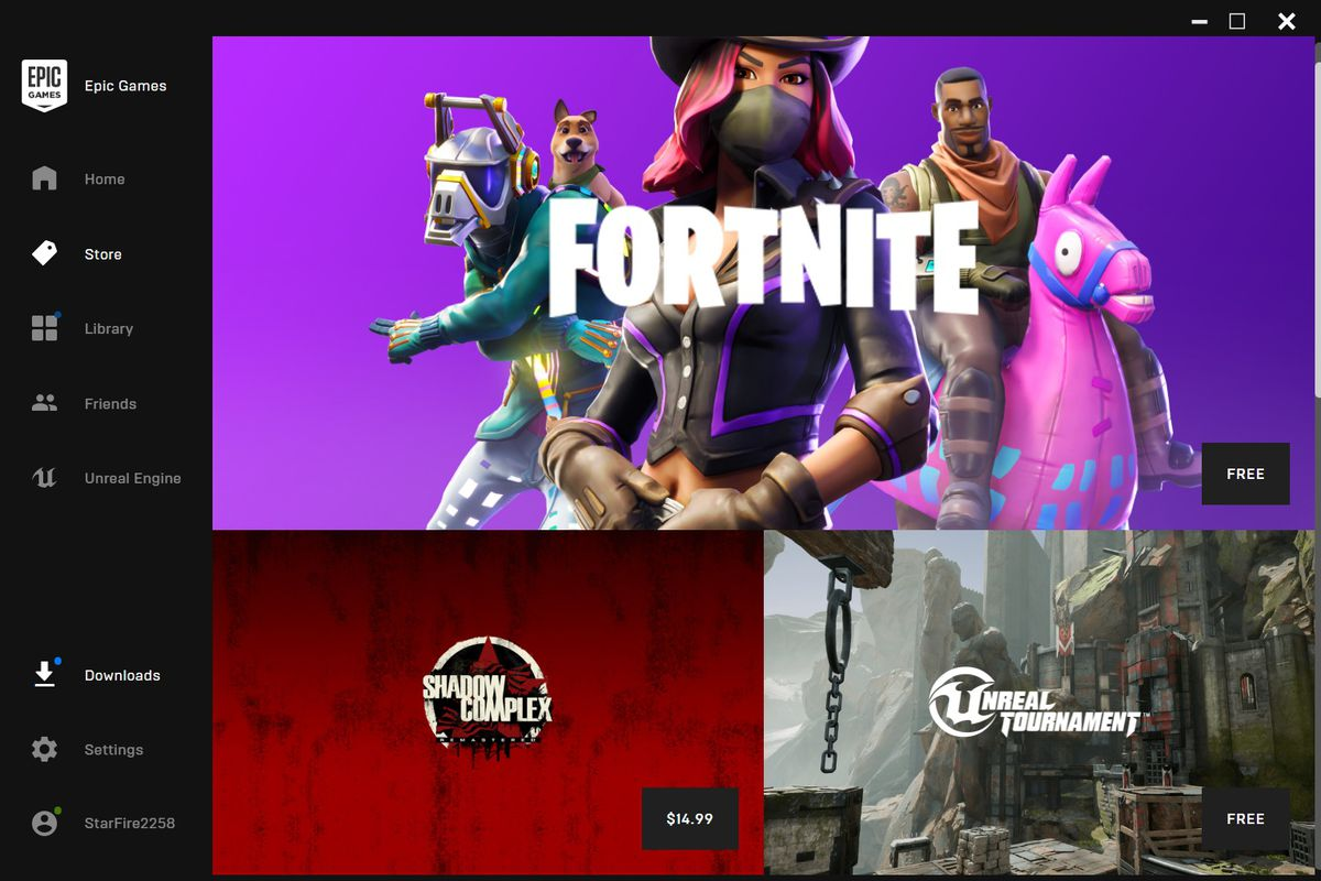 EpicGames商店遭爆存取玩家Steam個資!執行長承諾修正  - GamblePlus