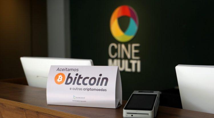 En Brasil, un cine aceptará Bitcoin como método de pago tras asociarse con Bancryp