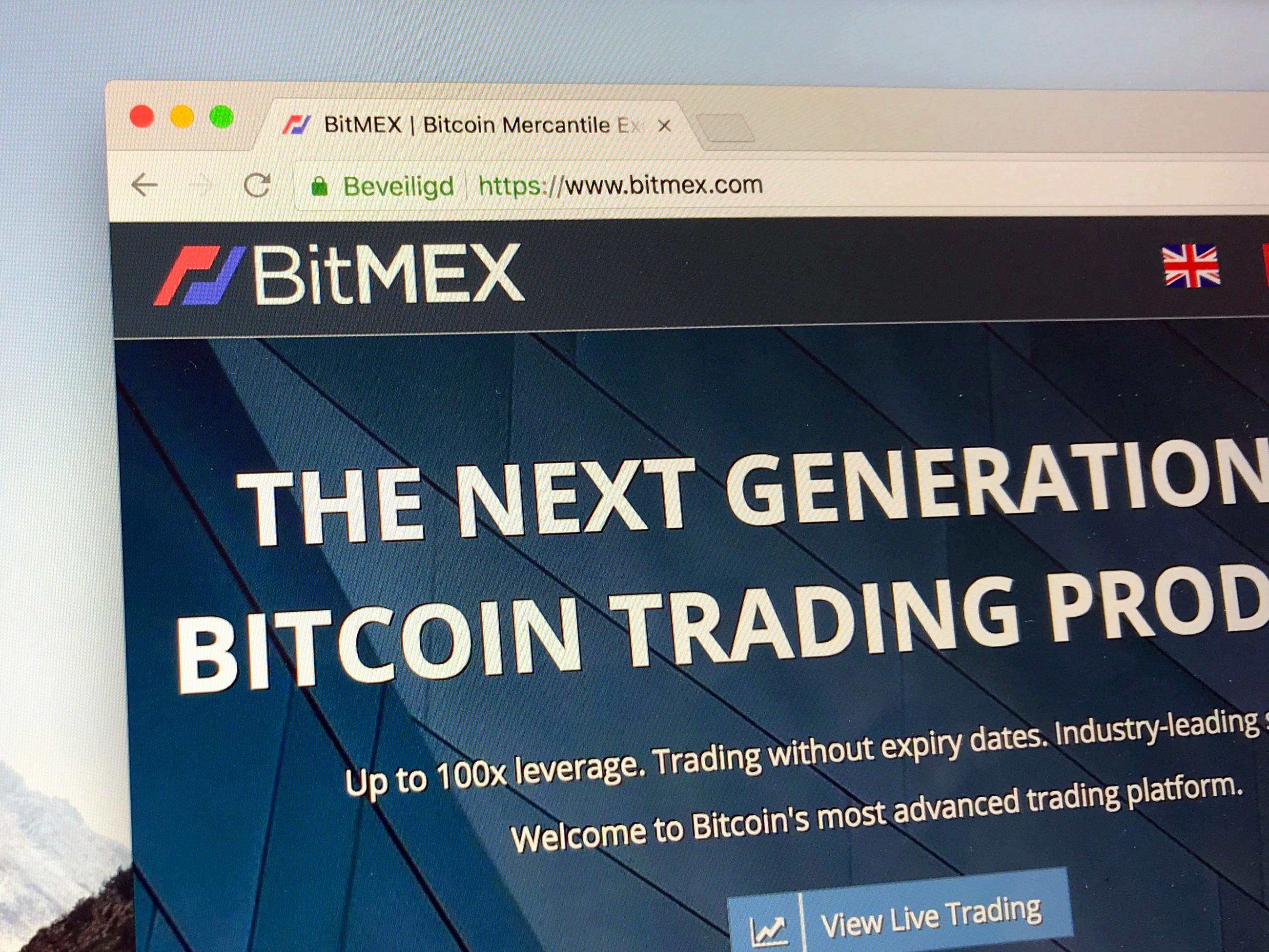 Intercambio criptográfico BitMex, cerró cuentas comerciales en Estados Unidos y la provincia canadiense de Quebec debido a restricciones regulatorias