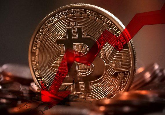 Según JP Morgan bitcoin podría caer hasta los $1260 si persiste el mercado a la baja