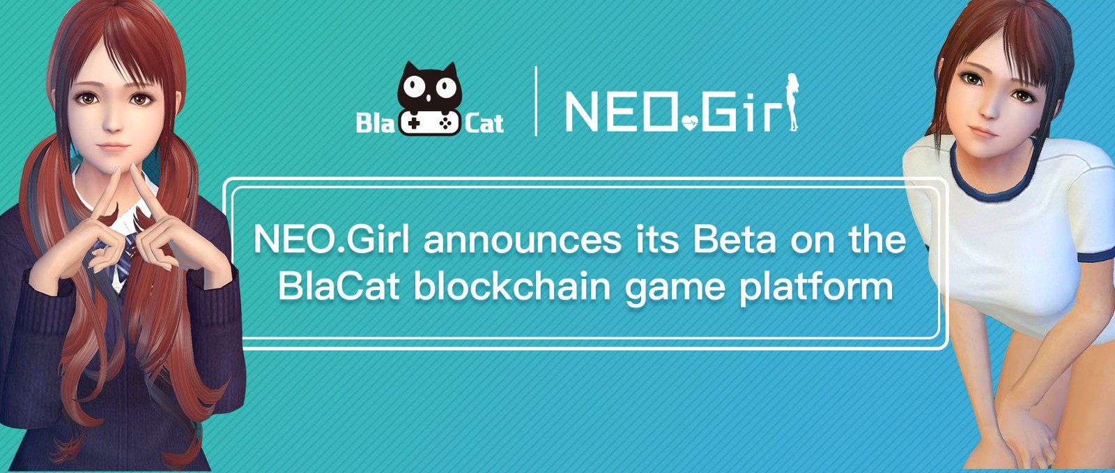BlaCat anuncia la beta de su juego NEO Girl