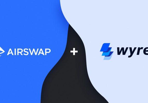 AirSwap ahora permite conversión de monedas fiduciarias a Ethereum en su plataforma