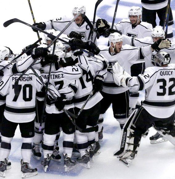 Equipo de hockey sobre hielo de Estados Unidos presentó aplicación de realidad aumentada con autenticación blockchain