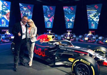 FuturoCoin se asoció con Aston Martin Red Bull Racing para convertirse en la primera criptomoneda en patrocinar un equipo de la Fórmula Uno