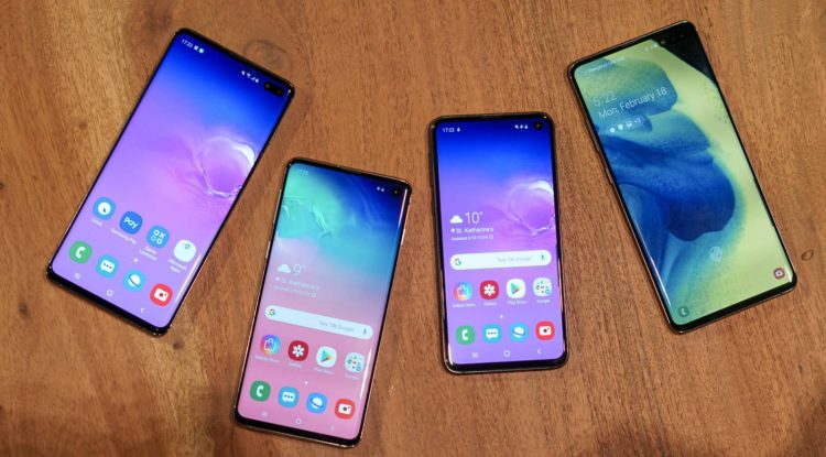 Samsung Galaxy S10 permitirá almacenamiento de claves criptográficas para aplicaciones blockchain