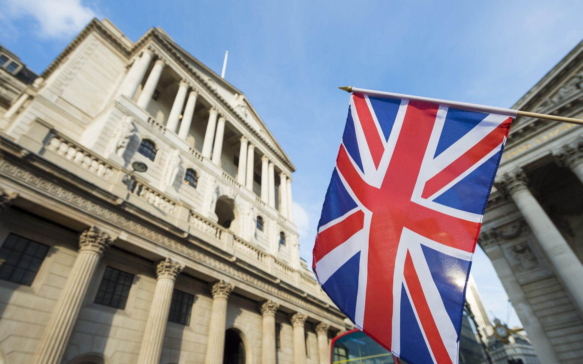 Bancos del Reino Unido