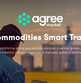 Agree Market el primer uso público de blockchain en el agro argentino