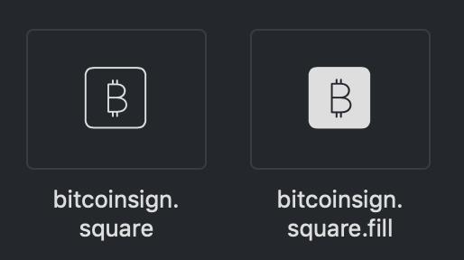 Apple y otras compañías empiezan a adoptar símbolos de la criptografía como ฿